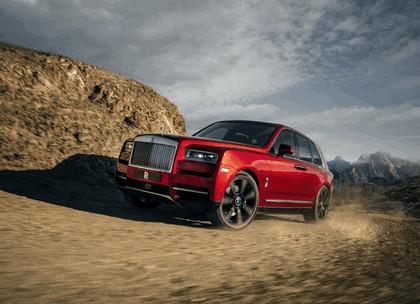 2018 Rolls-Royce Cullinan 6