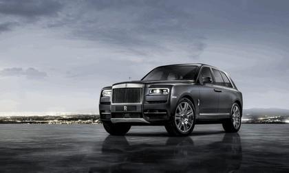 2018 Rolls-Royce Cullinan 10