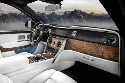 2018 Rolls-Royce Cullinan 26