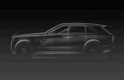 2018 Rolls-Royce Cullinan 30