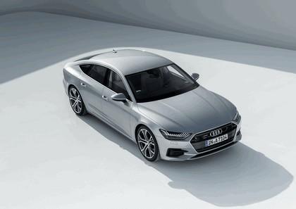 2018 Audi A7 Sportback 12