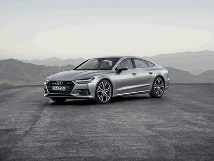 2018 Audi A7 Sportback 16