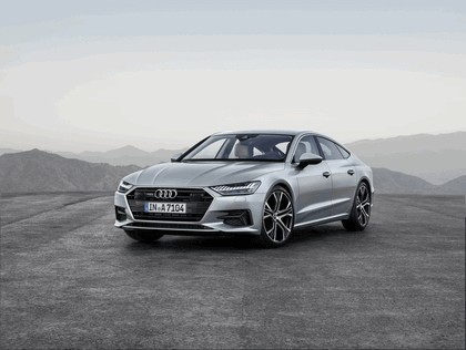 2018 Audi A7 Sportback 17