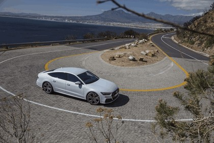 2018 Audi A7 Sportback 43
