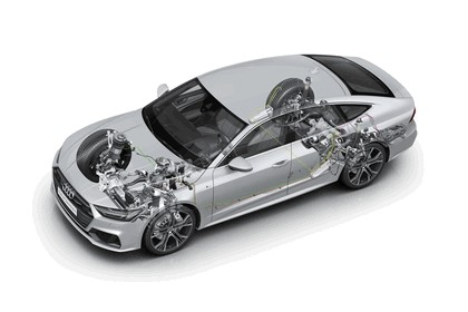 2018 Audi A7 Sportback 117