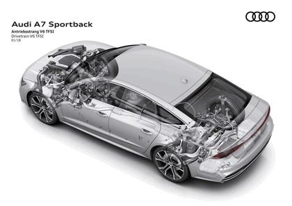 2018 Audi A7 Sportback 118