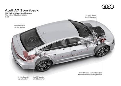 2018 Audi A7 Sportback 119