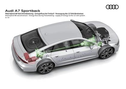 2018 Audi A7 Sportback 120