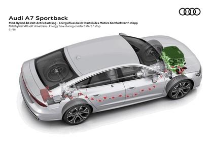 2018 Audi A7 Sportback 122