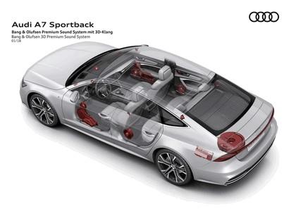 2018 Audi A7 Sportback 125