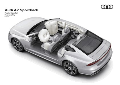 2018 Audi A7 Sportback 126