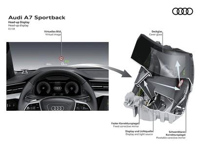 2018 Audi A7 Sportback 127