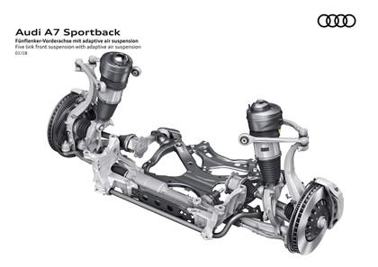 2018 Audi A7 Sportback 133