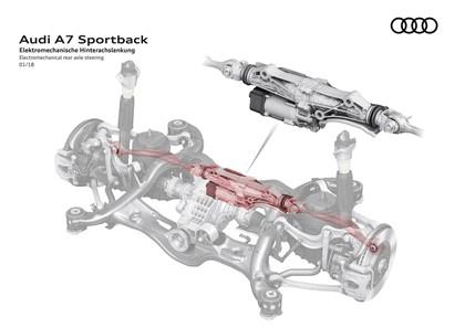 2018 Audi A7 Sportback 136