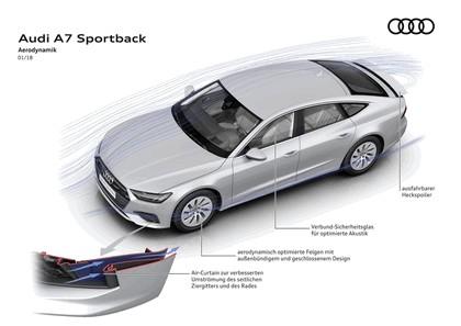 2018 Audi A7 Sportback 144