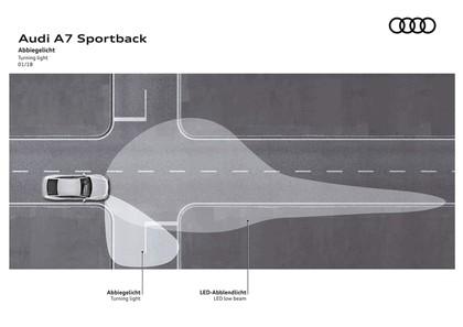 2018 Audi A7 Sportback 155