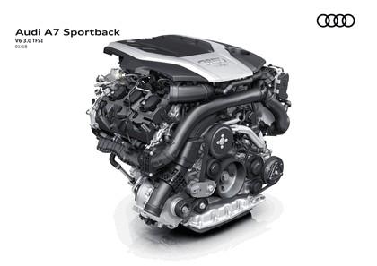 2018 Audi A7 Sportback 157