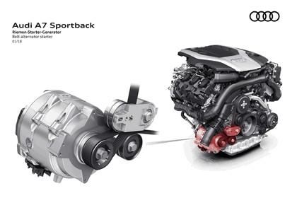 2018 Audi A7 Sportback 160