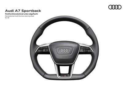 2018 Audi A7 Sportback 170