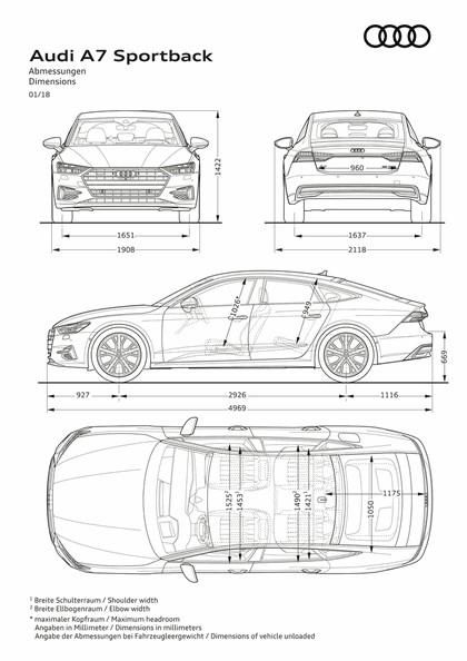 2018 Audi A7 Sportback 178