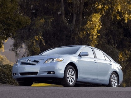 2007 Toyota Camry XLE 1