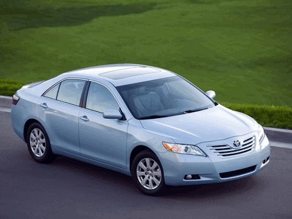 2007 Toyota Camry XLE 6