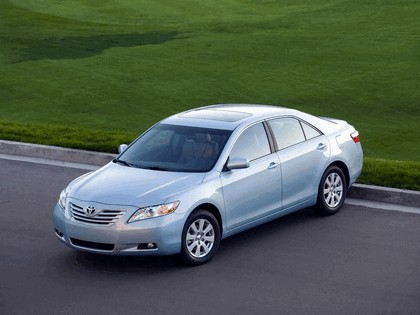 2007 Toyota Camry XLE 7