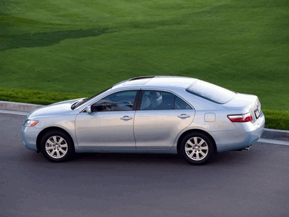 2007 Toyota Camry XLE 8