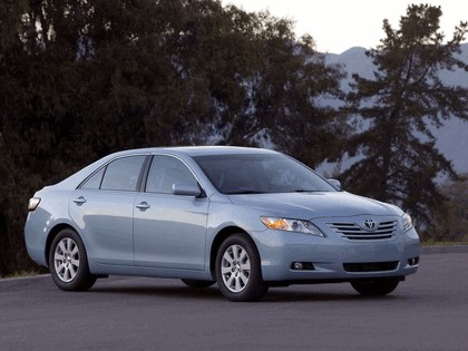 2007 Toyota Camry XLE 12