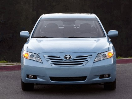 2007 Toyota Camry XLE 14
