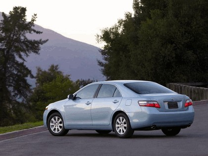 2007 Toyota Camry XLE 15