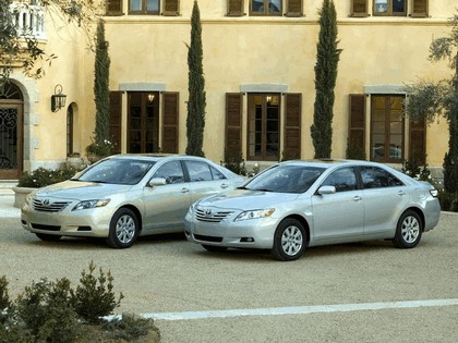 2007 Toyota Camry XLE 17