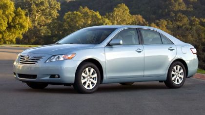 2007 Toyota Camry XLE 5