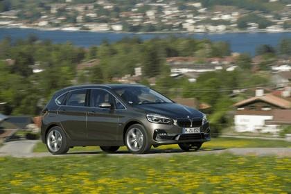 2018 BMW 218i Active Tourer 9