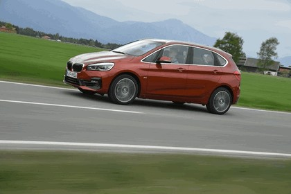 2018 BMW 218i Active Tourer 28
