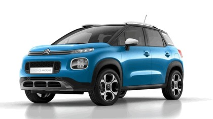 2018 Citroën C3 Aircross 7