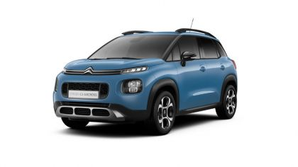 2018 Citroën C3 Aircross Sunshine 2