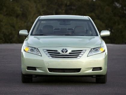 2007 Toyota Camry hybrid 8