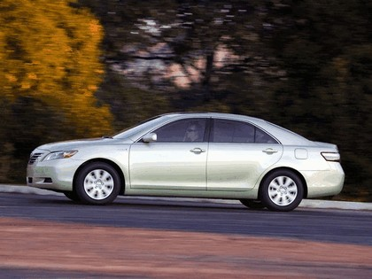 2007 Toyota Camry hybrid 13