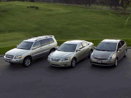 2007 Toyota Camry hybrid 15