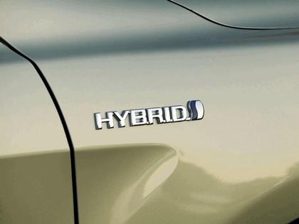 2007 Toyota Camry hybrid 16