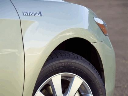 2007 Toyota Camry hybrid 18