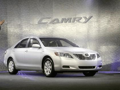 2007 Toyota Camry hybrid 49
