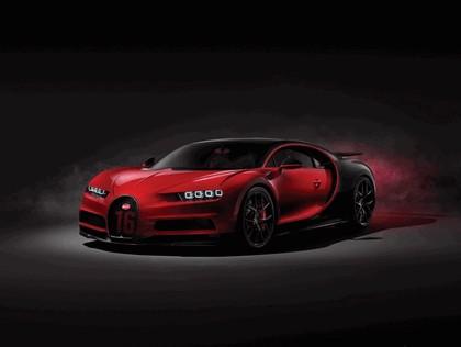 2018 Bugatti Chiron Sport 1