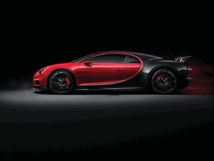 2018 Bugatti Chiron Sport 2