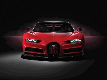 2018 Bugatti Chiron Sport 4