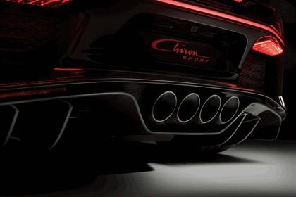 2018 Bugatti Chiron Sport 11