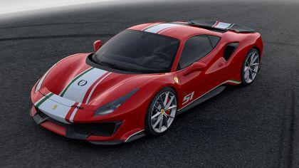 2018 Ferrari 488 Pista - Piloti Ferrari 8
