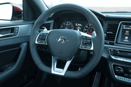 2018 Hyundai Sonata 2.0T 21