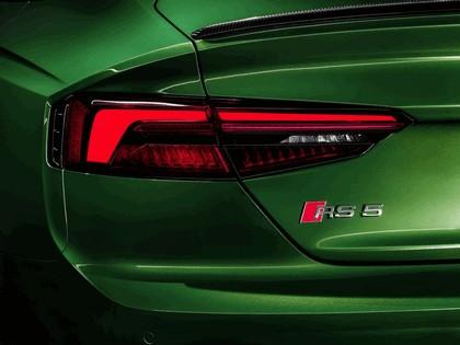 2018 Audi RS 5 Sportback 34
